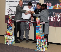 EKU Military and Veterans Affairs is partnering with Colonel's Cupboard