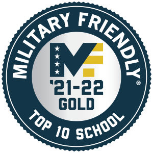 Military Friendly School, Top Ten School